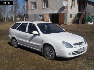 Авто изруквруки Citroen Xsara Ситроен Ксара