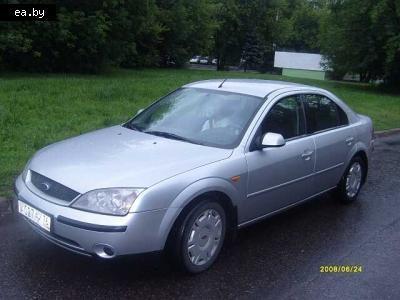 Автомобили Беларуси Ford Mondeo Форд Мондео