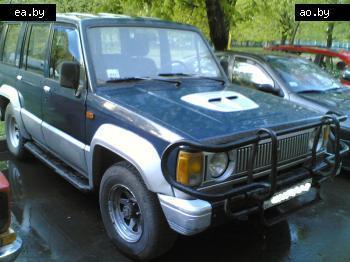 Объявления по продаже авто Isuzu Trooper Исузу Трупер