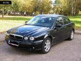 Автомалиновка Jaguar X-Type