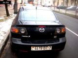 Автомалиновка Mazda 3