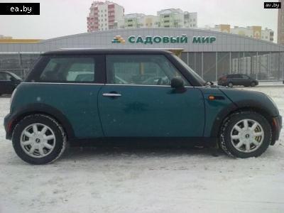 Авто изрук вруки Mini Cooper Мини