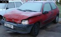 Автомалиновка Renault Clio
