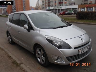 Продажа б/у Renault Grand Scenic Рено Рено Гранд Сценик
