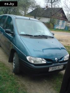 Авто объявления Белоруссии Renault Scenic Рено Сценик