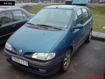 Авто белорусских авторынков Renault Scenic Рено Сценик