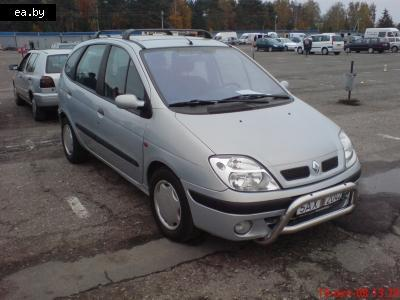 Рынок авто Renault Scenic Рено Сценик
