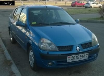 Продажа б/у Renault Symbol Рено Символ