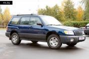 Автомалиновка Subaru Forester