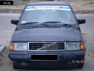 Авто в Белоруссии Volvo 360 Вольво