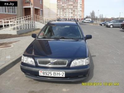 Авторынок Беларуси Volvo V40 Вольво В40